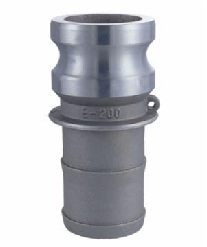 Aluminum camlock coupling type E