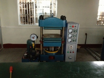 rubber hose testing machine
