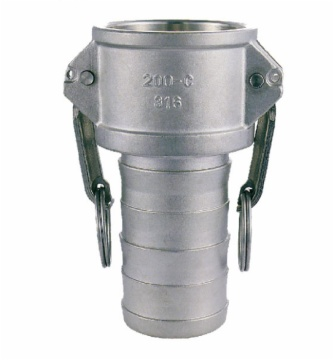stainless steel camlock coupling type C