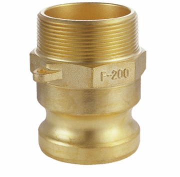 Brass Camlock Coupling Type F