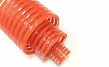 Heavy duty suction hose